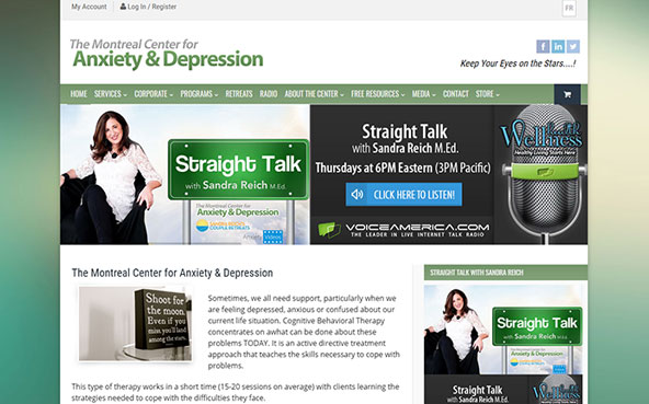 The Montreal Center for Anxiety and Depression